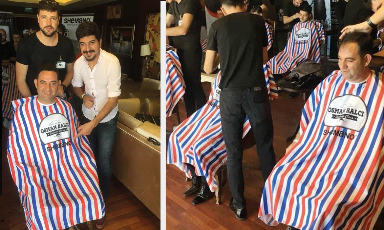 Penuar markamızın yeni çizgili modelini Osman Balcı tanıttı!